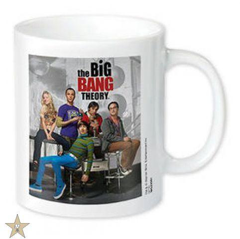 the big bang theory tasse portrait starlight film merchandise. Black Bedroom Furniture Sets. Home Design Ideas